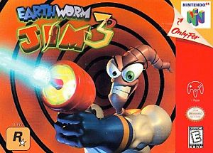 1997 Earth Worm Jim 3D