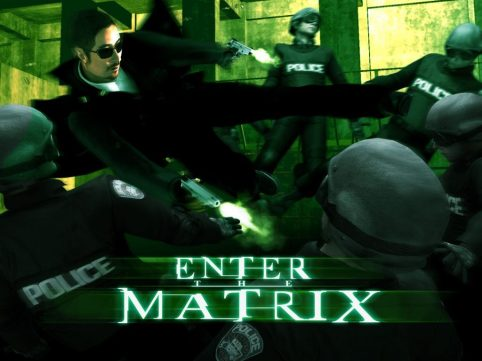Enter The Matrix Game