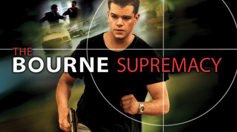 2005 The Bourne Supremacy
